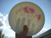 porcelaine transparente